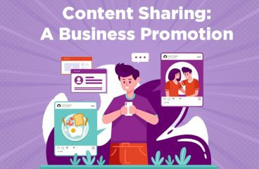Effective Content Sharing: A Business Promotion