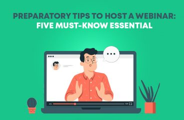 Webinars: Preparatory Tips and Five Must-Know Essentials