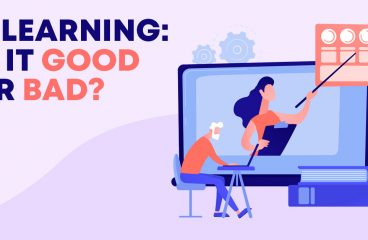 E-learning: Is it a Good or Bad Method of Education?