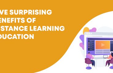 Distance Learning Education: Five Surprising Benefits